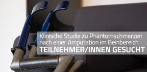 Phantomschmerz Studie
